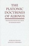 The Platonic Doctrines of Albinus - Albinus, Jackson P. Hershbell, Jeremiah Reedy