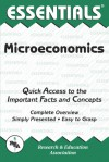 The Essentials of Microeconomics - James R. Ogden, Research & Education Association
