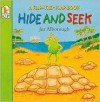 Hide-and-Seek: A Flip-the-Flap Book (Flip and Find) - Jez Alborough
