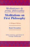 Meditations on First Philosophy/Meditations de Prima Philosophia - René Descartes, George Heffernan