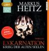Exkarnation. Krieg der Alten Seelen - Markus Heitz, Uve Teschner