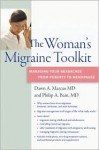 The Woman's Migraine Toolkit: Managing Your Headaches from Puberty to Menopause - Dawn A. Marcus, Philip Bain
