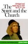 The Spirit and the Church - John Owen