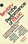 Tensions in the Performance of Music: A Symposium - Carola Grindea, Carola Grindea, Yehudi Menuhin