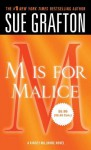 """M"" is for Malice - Sue Grafton"