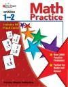 Math Practice, Grades 1 - 2 - Carson-Dellosa Publishing, Carson-Dellosa Publishing