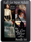 Fall for New Adult (4 Book Romance Bundle) - Kimberly P. Chase, Caitlin Greer, Melanie Harlow, Kelly Keaton