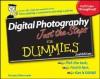 Digital Photography Just the Steps for Dummies - Barbara Obermeier
