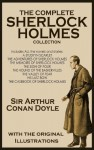 The Complete Illustrated Sherlock Holmes - Walter Paget, Sydney Paget, Frank Wiles, Howard E. Elcock, Arthur Conan Doyle