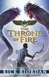 The Throne of Fire - Rick Riordan