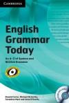 English Grammar Today: An A-Z of Spoken and Written Grammar [With CDROM] - Ronald Carter, Michael McCarthy, Geraldine Mark, Anne O'Keeffe