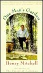 One Man's Garden - Henry Mitchell, Susan Davis