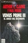 Venus Prime III: El juego del escondite - Arthur C. Clarke, Carme Camps, Paul Preuss