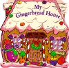 My Gingerbread House: Carry Along Board Book - Funworks