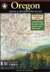 Oregon Road & Recreation Atlas - Benchmark Maps