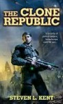 The Clone Republic (Rogue Clone Series #1) - Steven L. Kent