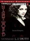Secret Vampire (Night World, #1) - L.J. Smith