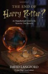 The End of Harry Potter? - David Langford