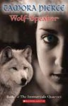 Wolf-Speaker (Immortals, #2) - Tamora Pierce
