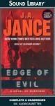 Edge Of Evil - Susanna Burney, J.A. Jance