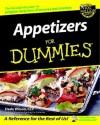 Appetizers for Dummies - Dede Wilson