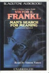 Man's Search for Meaning (Audio) - Viktor E. Frankl