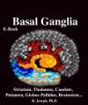 Basal Ganglia, Striatum, Thalamus: Caudate, Putamen, Globus Pallidus, Limbic Striatum, Brainstem, Parkinson's Disease, Alzheimer's Disease, Psychosis, ... & Disorders of Movement - R. Joseph