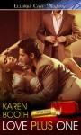 Love Plus One - Karen Booth
