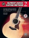 Alfred's Basic Guitar Method - Book 2 (Book & CD) - Alfred Publishing Company Inc.