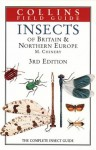 Collins Field Guide: Insects of Britain and Northern Europe (Collins Field Guide) - Michael Chinery