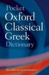 Pocket Oxford Classical Greek Dictionary - John Taylor