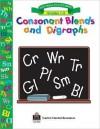 Consonant Blends & Digraphs Workbook - Dona Herweck Rice