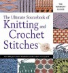 The Ultimate Sourcebook Of Knitting And Crochet Stitches (Harmony Guides) - Eleanor Van Zandt