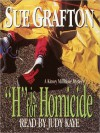 H Is for Homicide (Audio) - Sue Grafton, Judy Kaye