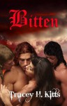 Bitten (Vampire Menage Romance) - Tracey H. Kitts