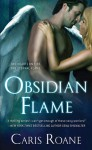 Obsidian Flame (The World of Ascension, #5) - Caris Roane