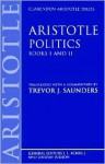 Politics 1-2 (Clarendon) - Aristotle, Trevor J. Saunders
