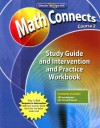 Math Connects: Concepts, Skills, and Problems Solving, Course 2, Study Guide and Intervention/Practice Workbook - Glencoe/McGraw-Hill
