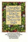 Das sehr nützliche Merkbuch für Geburtstage - Lewis Carroll, Elisabeth Borchers, Anita Albus