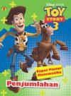Cepat Pintar Matematika Toys Story 3: Penjumlahan (Cepat Pintar Matematika Toys Story, # 3) - Walt Disney Company