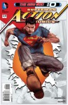 Action Comics #0 (2011 2nd Series) - Grant Morrison, Ben Oliver, Cafu, Sholly Fisch
