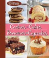 4 Cookbooks in 1: Cookies, Cakes, Brownies, Cupcakes - Favorite Brand Name Recipes, Publications International Ltd.