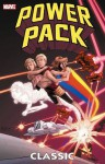 Power Pack Classic Volume 1 - Louise Simonson, June Brigman, Mark Badger, Brent Anderson, Mary Wilshire