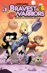 Bravest Warriors #1 - Joey Comeau, Mike Holmes