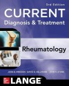 Current Diagnosis & Treatment in Rheumatology, Third Edition - John Imboden, David Hellmann, John Stone