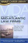 Vault Guide to the Top Mid-Atlantic Law Firms - Brian Dalton, Vault