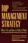 Top Management Strategy - Benjamin B. Tregoe