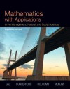 Mathematics with Applications in the Management, Natural and Social Sciences - Margaret L. Lial