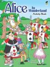 Alice in Wonderland Activity Book - David Schimmell