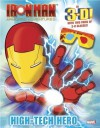 High-tech Hero (Marvel: Iron Man) - Dennis R. Shealy, Patrick Spaziante